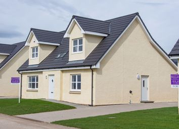 Thumbnail 4 bed detached house for sale in Uplands View, Gorebridge, Midlothian