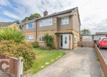 Thumbnail 4 bed semi-detached house for sale in The Quillet, Neston, Cheshire
