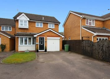 The Grove, Rangeworthy, South Gloucestershire BS37. 4 bed detached house for sale