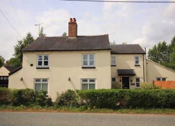 Thumbnail 5 bed detached house for sale in Broad Lane, Stapeley, Nantwich