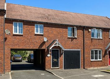 Thumbnail 1 bed terraced house for sale in Bunneys Meadow, Hinckley