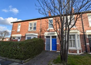 Thumbnail 3 bedroom flat for sale in Beaumont Terrace, Gosforth, Newcastle Upon Tyne, Tyne And Wear