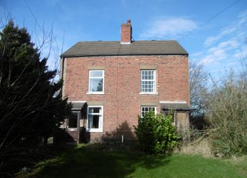 Thumbnail Detached house for sale in 100 & 102 Highfield Lane, Chesterfield, Derbyshire