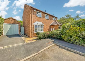 Thumbnail 3 bed detached house for sale in Little Dale, Wigston, Leicestershire