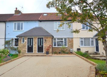 3 bed terraced house for sale in Oxenhill Road, Kemsing, Sevenoaks, Kent TN15