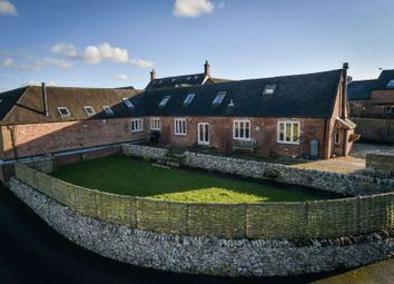 Thumbnail 4 bed property for sale in Wyaston, Ashbourne