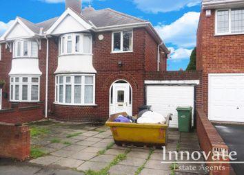 Thumbnail 3 bed semi-detached house for sale in Summerfields Avenue, Halesowen