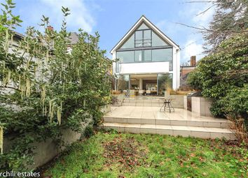 Thumbnail 5 bed detached house for sale in Hollybush Hill, Snaresbrook, London