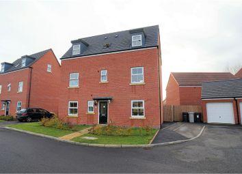 Thumbnail 4 bed detached house for sale in Southwells Lane, Horncastle