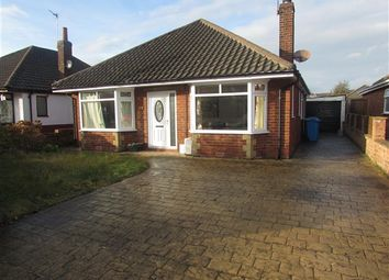 Thumbnail 3 bedroom bungalow for sale in Rossendale Road, Lytham St. Annes