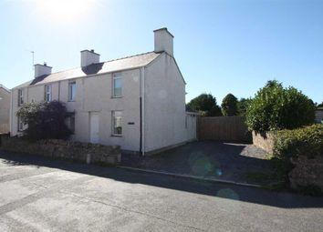 Thumbnail 3 bed semi-detached house for sale in Dwyran, Llanfairpwllgwyngyll