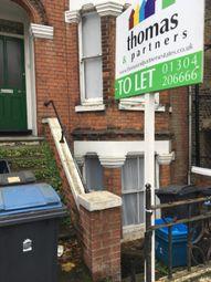 Thumbnail 3 bedroom maisonette to rent in Crabble Hill, Dover