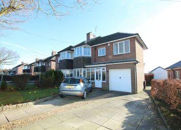 Thumbnail 4 bedroom semi-detached house for sale in Park Lane, Knypersley, Stoke-On-Trent