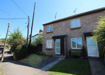 Thumbnail 1 bed end terrace house for sale in Pavely Close, Chippenham