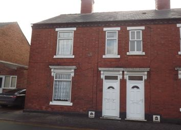 Thumbnail 3 bed property to rent in Queen Street, Cannock