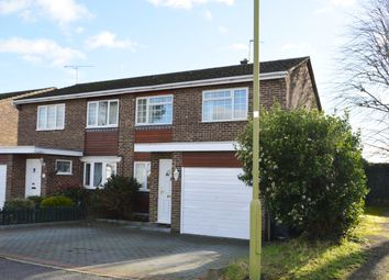 Thumbnail 3 bed semi-detached house to rent in Britannia, Puckeridge