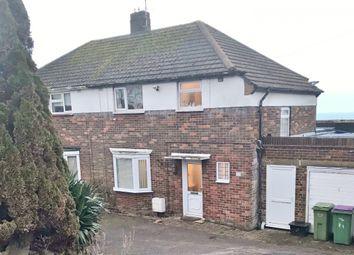 Thumbnail 3 bedroom semi-detached house to rent in Wear Bay Road, Folkestone