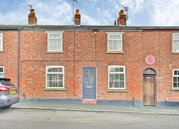 Thumbnail 3 bed terraced house for sale in Black Road, Macclesfield, Cheshire
