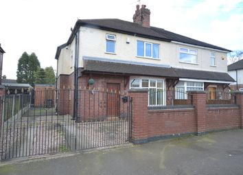 Thumbnail 3 bed semi-detached house for sale in Reeves Avenue, Newcastle-Under-Lyme