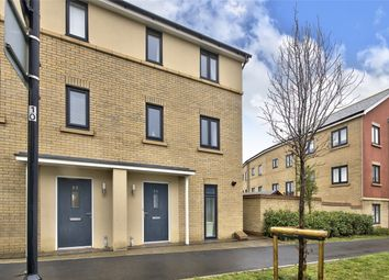 Thumbnail 3 bed end terrace house for sale in Dramsell Rise, Loves Farm, St Neots, Cambridgeshire