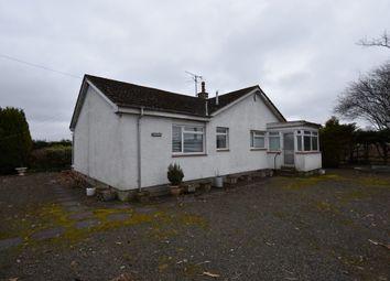 Thumbnail 2 bed detached bungalow for sale in Whitelea Road, Burrelton, Coupar Angus
