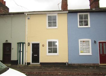 2 bed terraced house to rent in East Bay, East Hill, Colchester CO1