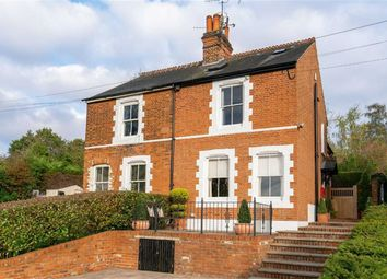 Thumbnail 4 bed semi-detached house for sale in Hanbury Cottages, Essendon, Hertfordshire