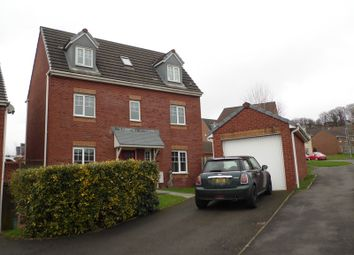 Thumbnail 4 bed detached house for sale in Penrhiwtyn Drive, Neath, Castell-Nedd Port Talbot