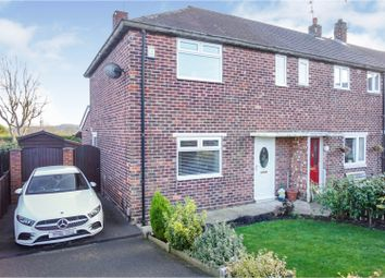 Thumbnail 2 bed town house for sale in Tildsley Crescent, Weston, Runcorn
