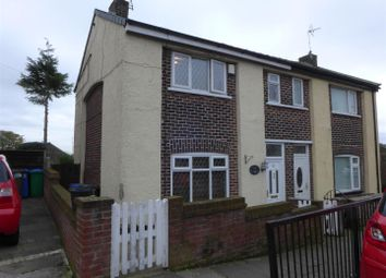 Thumbnail 3 bed semi-detached house for sale in Higher Lomax Lane, Summit, Heywood