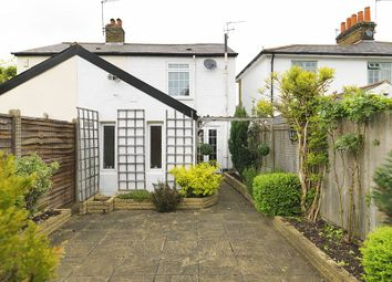 Thumbnail 2 bed semi-detached house for sale in Rushett Road, Thames Ditton
