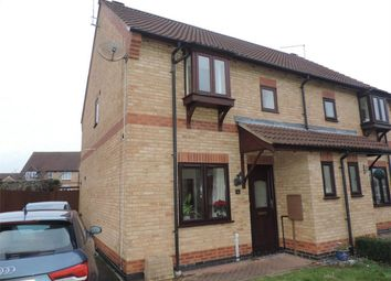 Thumbnail 3 bed semi-detached house to rent in Viking Way, Thurlby, Bourne, Lincolnshire