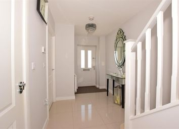 4 bed link-detached house for sale in Briar Lane, Hoo, Rochester, Kent ME3