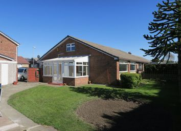 Thumbnail 2 bed semi-detached bungalow to rent in Wharfedale Rise, Tingley, Wakefield