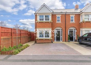 3 bed semi-detached house for sale in Guinevere Gardens, Cheshunt, Hertfordshire EN8