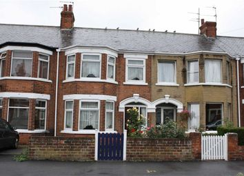 Thumbnail 3 bed terraced house to rent in Meadowbank Road, Hull