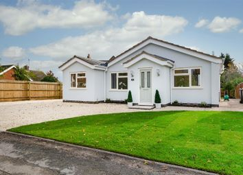Britannia Road, Burbage, Hinckley LE10. 3 bed detached house for sale