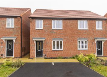 3 bed semi-detached house for sale in Plot 103, 45 Baker Road, Wingerworth S42