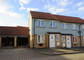 Thumbnail 3 bed end terrace house to rent in Bellamy Mews, Oxley Park, Milton Keynes