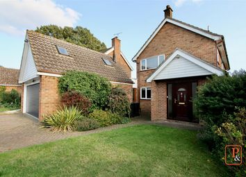 Thumbnail 4 bed detached house for sale in Gascoigne Drive, Henley, Ipswich