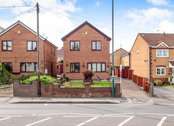Thumbnail 3 bed detached house for sale in Cinderhill Road, Bulwell, Nottingham