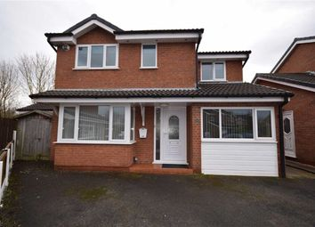 Thumbnail 4 bed detached house for sale in Medway Close, Lostock Hall, Preston, Lancashire