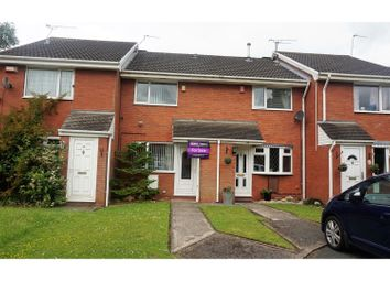 Thumbnail 2 bedroom terraced house for sale in Hythe Avenue, Crewe