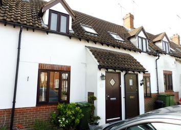 Thumbnail 1 bedroom terraced house for sale in Gate Lodge Square, Noak Bridge, Nr Billericay