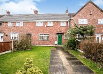 Thumbnail 4 bed terraced house for sale in Granville Square, Winsford