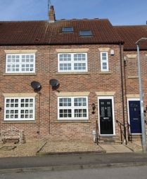 Thumbnail 3 bed terraced house to rent in Beckside North, Beverley