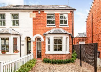 Thumbnail 3 bed semi-detached house for sale in Victoria Road, Ascot
