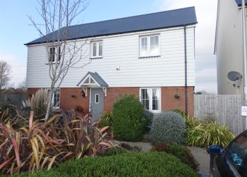 Thumbnail 4 bed detached house for sale in Y Corsydd, Llanelli