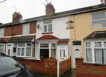 Thumbnail 2 bed terraced house to rent in Rushden Road, Wymington, Rushden