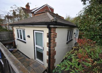 Thumbnail 1 bed bungalow for sale in Coppice Close, London